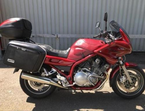 SOLD - Yamaha Diversion 900cc (1997, P reg) - SOLD