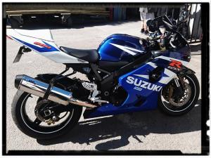 Suzuki GSXR600 K4 [2005 (05 plate)] £3,600 (16,880 miles)