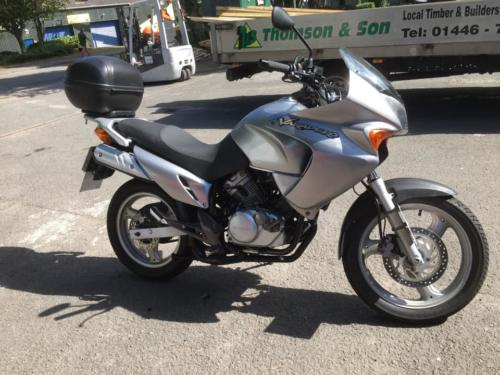 SOLD - Honda XL125 Varadero (2006) - SOLD