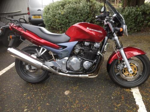 SOLD - Kawasaki ZR7 750cc (2000) - SOLD