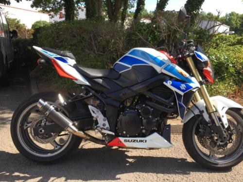 SOLD - Suzuki GSR750R (2014) - SOLD
