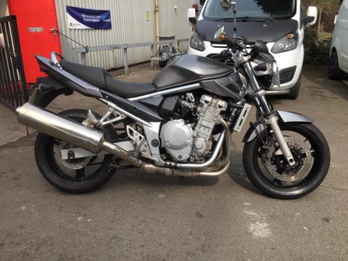 Suzuki Bandit 650cc [2018 (58 plate)] £2,450 (26,000 miles - 2 owners from new)